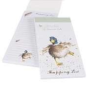 Wrendale 'Duck' Shopping Pad