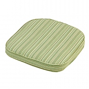 Cotswold Stripe Standard D Pad Cushion