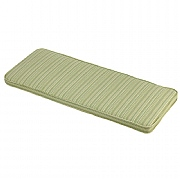 Cotswold Stripe 3 Seat Bench Cushion