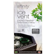 Affinity Ice Vent Pond Heater