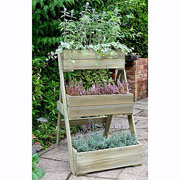 Forest Compact Cascade Planter