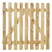 Forest Heavy Duty Pale Gate 90cm