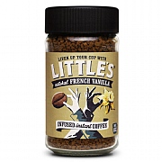 Little's French Vanilla Flavour Infused Instant Coffee 50g