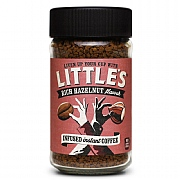 Little's Rich Hazelnut Flavour Infused Instant Coffee 50g