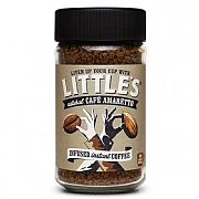 Little's Café Amaretto Flavour Infused Instant Coffee 50g