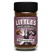 Little's Chocolate Caramel Flavour Infused Instant Coffee 50g