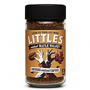 Little's Maple Walnut Flavour Infused Instant Coffee 50g