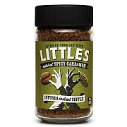 Little's Spicy Cardamom Flavour Infused Instant Coffee 50g