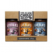 Little's Chocoholics Instant Coffee Selection Pack (3 x 50g)