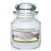 Yankee Candle Angels Wings Small Jar Candle