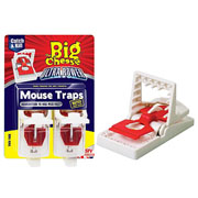 The Big Cheese Ultra Power Mouse Traps Twinpack