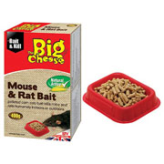 The Big Cheese Mouse & Rat Bait 400g