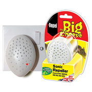 The Big Cheese Mouse & Rat Sonic Repeller