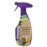Defenders Cat & Dog Repellent Spray  750ml