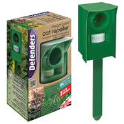Defenders Mega-Sonic Cat Repeller