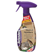 Defenders Hot Nuts Squirrel Repellent Spray 750ml