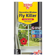 Decorative Window Fly Killer Twinpack