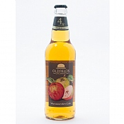 Hobsons Oldfields Medium Dry Cider 500ml