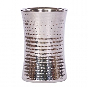 Epicurean Concave Wine Cooler Hammered Stainless Steel