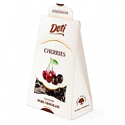 Doti Dark Chocolate Cherries 100g