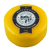 Beechwood Naturally Smoked Mature Cheddar Truckle 200g