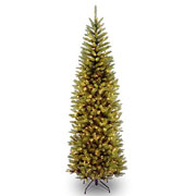 7.5ft Pre-Lit Kingswood Fir Artificial Christmas Tree