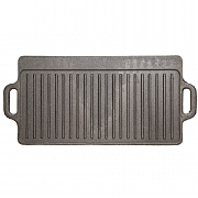 KitchenCraft Deluxe Cast Iron Griddle