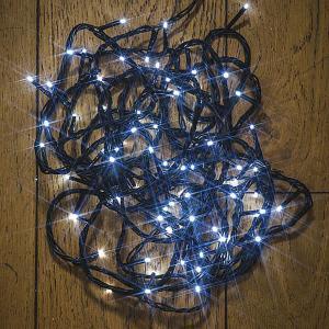 600 White LED Multi Function Christmas Lights