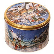 Jacobsens Winter Village All Butter Cookies 340g