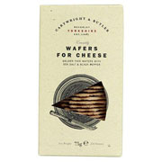 Wafers for Cheese with Sea Salt & Black Pepper 75g