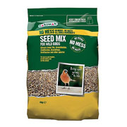 No Mess Seed Mix 4kg