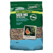 No Grow Seed Mix 2kg