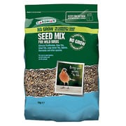No Grow Seed Mix 4kg