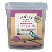 Ernest Charles High Energy Suet Balls 30 Pack
