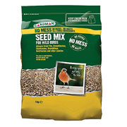 No Mess Seed Mix 1kg