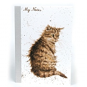 Wrendale 'Cat' A6 Notebook