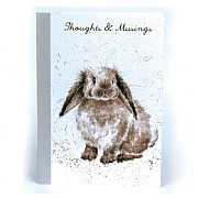 Wrendale 'Rabbit' A6 Notebook