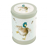 Wrendale Hare, Duck & Owl Round Canister