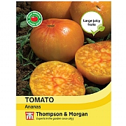 Thompson & Morgan Tomato Ananas Seeds