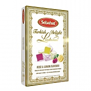 Sebahat Rose Lemon Turkish Delight 240g