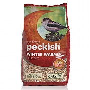 Peckish Winter Warmer Seed Mix 1kg