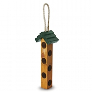 Tom Chambers Suet Log Feeder