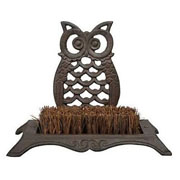 Owl Boot Brush