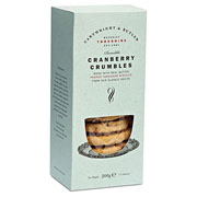 Cartwright & Butler Cranberry Crumbles 200g