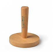 Burgon & Ball Round Pot Tamper