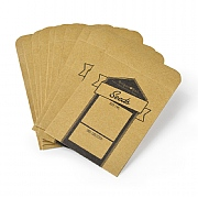Burgon & Ball Seed Storage Envelopes