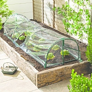 Grow Tunnel with PVC Cover