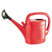 Plastic Watering Can 10L Red