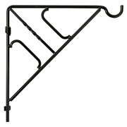 "Blacksmith 14"" Hanging Basket Bracket"