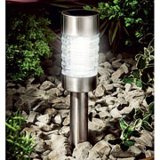Solar Stainless Steel Marker Light
